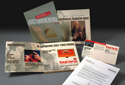 "Tolectin ""Instrumental"" Mail Campaign"
